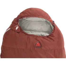 Robens Spur 750 Sleeping Bag red
